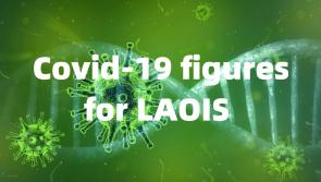 Latest number of new cases in Laois of coronavirus Covid-19