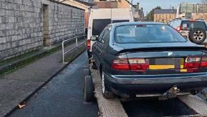 Limerick van driver who was towing car on trailer faces prosecution