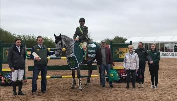 Waterford riders take places at HSI/TRM New Heights Champions Series opening round