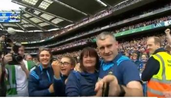 Tipp boss Liam Sheedy took time out of All Ireland celebrations to sympathise with family of late hurling friend in Kildare