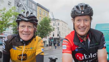 Limerick cyclists support Tour de Munster charity cycle