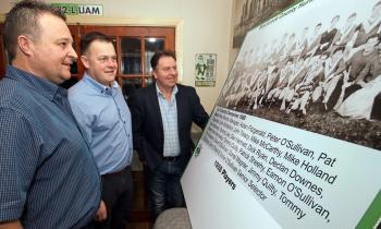 SLIDESHOW: Blackrock GAA club honour former champions