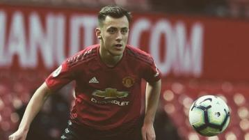Waterford star Lee O'Connor has been added to Manchester United's Champions League squad ahead of Tuesday's quarter final second leg clash against Barcelona at Camp Nou