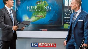 Waterford confirmed for live Sky Sports appearance in 2019