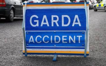 A female cyclist died following a crash in Cork today