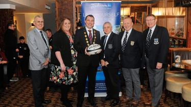 SLIDESHOW:  Thomond RFC to host 'Diamond Ball' to celebrate anniversary