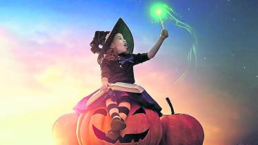 Broomsticks at the ready for spellbinding Halloween fun at Foyleside Shopping Centre