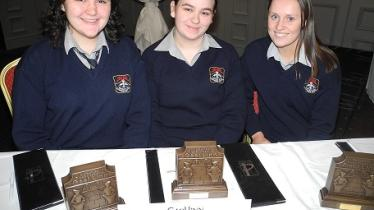 A team from Pobailscoil Ghaoth Dobhair to debate the issues of the day in Gael Linn grand final next year