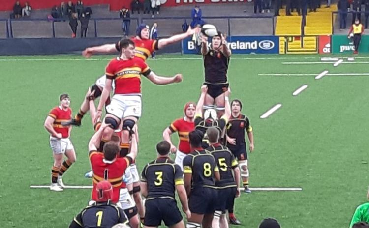 WATCH: Ardscoil Ris exit Munster Schools Senior Cup at hands of powerful CBC