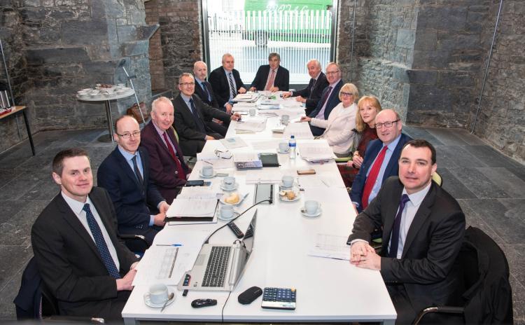 WATCH: 'Up, up and away' - Limerick's Gardens International hosts first meeting